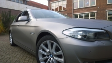 Wrappen BMW 5 serie